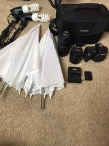Canon T6 Bundle Kit in Camp Pendleton, California