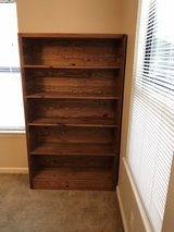 Solid Wood Bookcase in Fort Polk, Louisiana