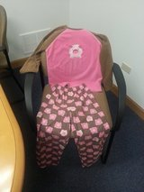 GIRLS SIZE 10 CARTERS PIG PAJAMAS in Sandwich, Illinois