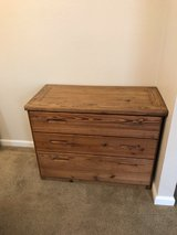Solid Wood 3 Drawer Chest in Fort Polk, Louisiana