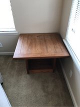 Solid wood side/coffee table (2 available) in Fort Polk, Louisiana