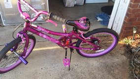 20 in girl bike in Warner Robins, Georgia