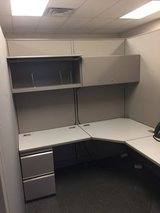 Cubicles in Naperville, Illinois