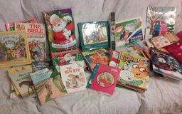 Lot of kids books and coloring books. in New Lenox, Illinois