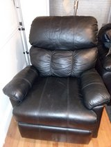 Black Sofa / Recliner in Fort Belvoir, Virginia