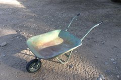 Vintage Wheelbarrow in Alamogordo, New Mexico