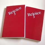 2 REJOICE CATHOLIC HYMNALS Pbk 1989 Paluch in Wheaton, Illinois