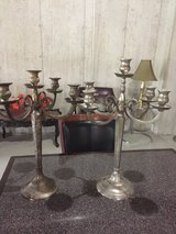 2 candelabras in Tinley Park, Illinois