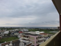 2BED APT with Wonderful Ocean View near Torii in Yomitan--coming in Feb.!!! in Okinawa, Japan