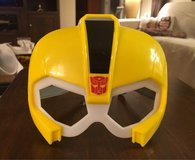 Bumblebee Mask in St. Charles, Illinois