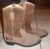 Suede men's boots in size 7 in Alamogordo, New Mexico