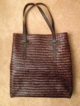 Chico's leather purse in Glendale Heights, Illinois