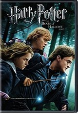 Harry Potter DVD – Deathly Hallows Part 1 in Kingwood, Texas