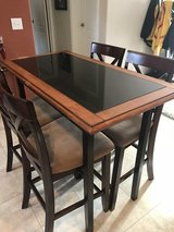 Authentic Granite High Top Kitchen Table in Fort Leonard Wood, Missouri