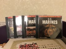 Marines CD in Okinawa, Japan