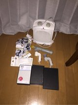 """personal heater, pedi paws, curtain extenders from nitori, bath and body works wallflowers, """"S"""" ... in Okinawa, Japan"""