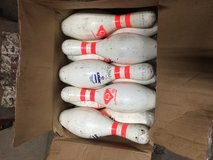 USED Bowling Pins Great Targets in Camp Lejeune, North Carolina