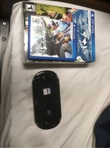 PlayStation Vita Handheld w/32 GB memory card and 2 Games in Okinawa, Japan