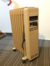 Space Heaters Radiator style 220v in Ramstein, Germany