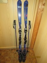 Skis, Boots and Poles in Stuttgart, GE
