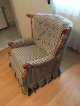 Circa 1900s Rocking/Swivel Chair in Ramstein, Germany