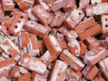 Loose Bricks / -or- Recycled Bricks in Travis AFB, California