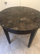 Marble Top Table in Kingwood, Texas