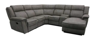 United Furniture - Estonia Sectional including delivery  -  see  VERY  IMPORTANT  below in Spangdahlem, Germany