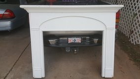 fire place surround, antique, approximately 60 years old in Lawton, Oklahoma