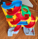 FISHER-PRICE LITTLE PEOPLE WHEELIES STAND 'N PLAY RAMPWAY in Algonquin, Illinois