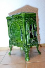 French stove in Ramstein, Germany