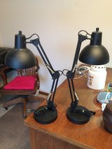 Desk / Office Lamps, Good Working Condition, no issues in Fort Leonard Wood, Missouri