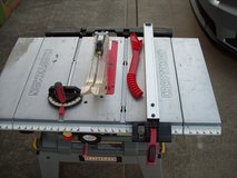 "Craftsman 10"" table saw in Fort Campbell, Kentucky"