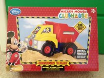 Mickey Mouse Construct 'n Play truck in St. Charles, Illinois