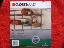 WTB: CLOSETMAID WIRE SHELVING #35719; SEE PHOTOS in Fort Leonard Wood, Missouri