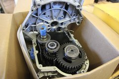 BMW R1100S Transmission for parts or play!! in Alamogordo, New Mexico