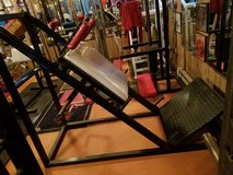 Hack Squat Leg Press Combination Machine in Orland Park, Illinois