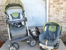 Chicco travel system in Joliet, Illinois