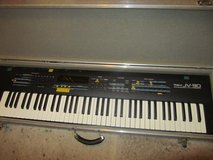 220V Roland JV-90 keyboard, MIDI synthesizer in Stuttgart, GE