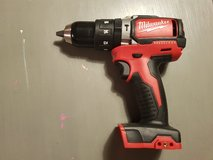 Milwaukee Brushless Hammer Drill/Driver m18 TOOL in Stuttgart, GE