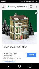 Dept. 56 Kings Rd Post Office in The Woodlands, Texas