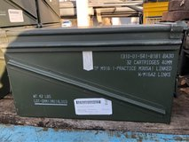 40mm ammo can in Fort Polk, Louisiana