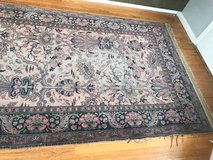 Antique rug in Roseville, California