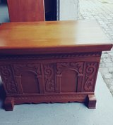 Solid Wood chest in Ramstein, Germany