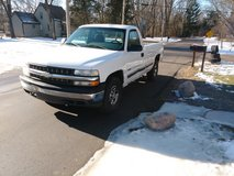 2001 Chevy Silverado 4 x 4 in Brookfield, Wisconsin