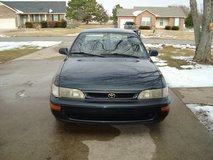 1996 Toyota Corolla DX in Fort Campbell, Kentucky