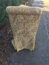 4 parsons chairs - skirted in Warner Robins, Georgia