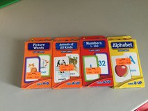 Flash cards set of 4 in Fort Campbell, Kentucky