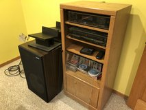 entertainment cabinet in Shorewood, Illinois