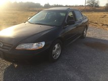 2001 Honda Accord in Lawton, Oklahoma